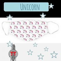 Dreamers & Schemers Unicorn mask