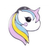 QHP Lapel Pin Unicorn