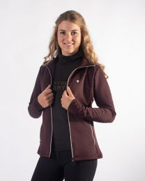 QHP FW'20 Sweat Jacket Diamond