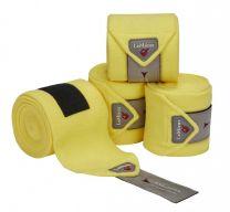 LeMieux Luxury Polo bandages Citron