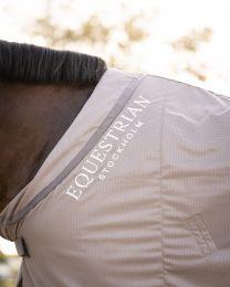 Equestrian Stockholm SS'20 Cooler Mesh Rug Grey