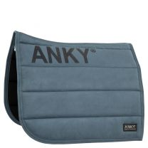 ANKY® FW'20 Dressage Saddle Pad Slate Blue
