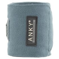 ANKY® FW'20 fleece bandages Slate Blue