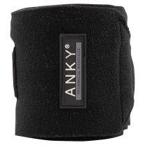 ANKY SS'21 fleece bandages Zwart