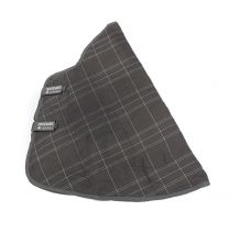 Rhino Original Stable Hals Charcoal Grey & White check with Charcoal 150g