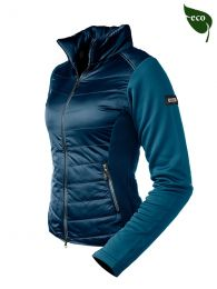 Equestrian Stockholm Active Performance Jacket Moroccan Blue