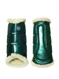 Equestrian Stockholm SS'20 brushing boots Amazonite