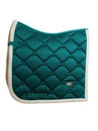 Equestrian Stockholm SS'20 dressage saddlepad Amazonite
