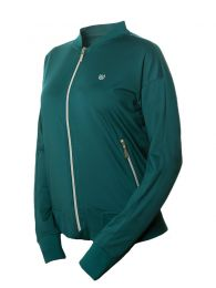 Equestrian Stockholm SS'20 Performance jacket Amazonite