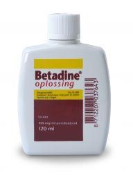 Betadine Oplossing 120ml