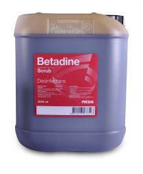 Betadine Scrub 5000ml