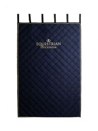 Equestrian Stockholm stable curtain Elegance gold