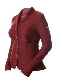 Equestrian Stockholm SS'20 competition jacket Bordeaux