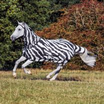 Bucas Buzz-Off Zebra With Detachable Neck