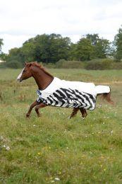 Bucas Buzz-Off Rain Zebra Classic