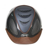 GPA Speed Air Leather Chestnut Carbon