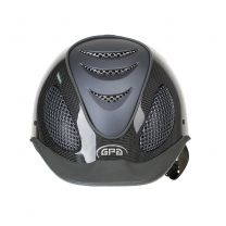 GPA Speed Air Leather Grey Carbon