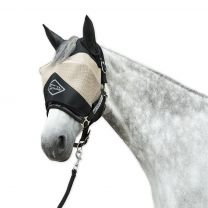 Sectolin Chetaime Flymask with detachable nose protector