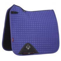 LeMieux Pro-Sport saddle pad purple suede