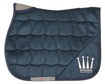 Spooks Saddle Pad Active Navy All Purpose SS'19