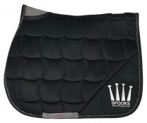Spooks Saddle Pad Active Black All Purpose SS'19