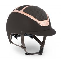 Kask Dogma Chrome light Everyrose Brown