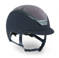 Kask Dogma Chrome Light Swarovski Carpet Navy-Parsh