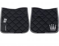 Spooks AW'19 Crown Mobile saddle pad Navy