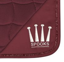 Spooks Saddle Pad Active Bordeaux Dressage SS'19