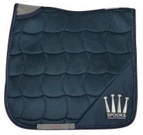 Spooks Saddle Pad Active Navy Dressage SS'19