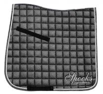 Spooks FW'20 dressage saddle pad Glitter