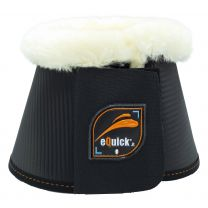 eQuick eOverreach Carbon Fluffy Bell Boots