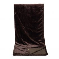 Eskadron FW'20 Platinum Fleece Stamp fauxfur throw
