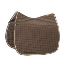 Eskadron Heritage AW'19 Cotton Saddle Pad Deep Taupe