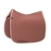 Eskadron Heritage AW'19 Cotton Saddle Pad Rosewood
