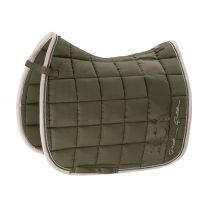 Eskadron Platinum SS'19 Saddle Pad Big Square Martini-Olive