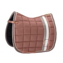 Eskadron Heritage AW'19 Big Square Saddle Pad Rosewood