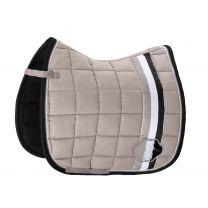 Eskadron Classic AW'19 Big Square saddle pad Soft Grey