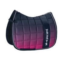 Eskadron Ride Eat Sleap Repeat SS'19 Big Square Glossy saddle pad Pinkholic