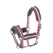 Navy//Pinkholic Eskadron Ride-Eat-Sleep-Repeat Swivel Hook Lead Rope