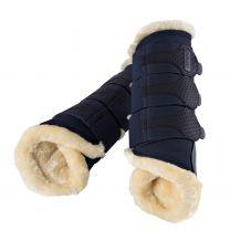 Eskadron SS'20 Reflexx Softshell faux fur tendon boots