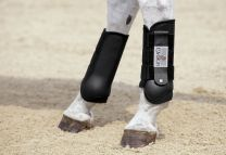 Eskadron Flexisoft Cross Country Tendon Boots Hind Legs