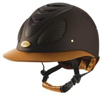 GPA First Lady Leather Brown with Gold