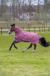 Bucas Freedom Fly sheet pink Rose