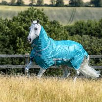 Bucas Freedom Fly Sheet Aqua