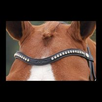 Dyon browband with logo
