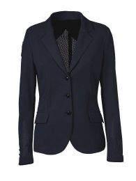 Cavalleria Toscana All-Over Perforated Competition Jacket Ladies FW'19