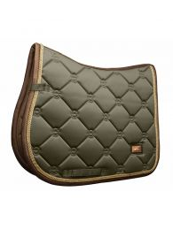 Equestrian Stockholm FW'19 Jumping pad Golden olive