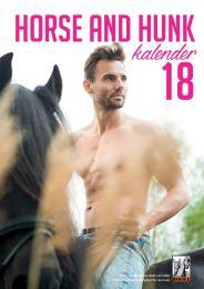 Horse and Hunk calendar 2018