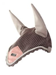 Equestrian Stockholm Ear net Dusty Pink
